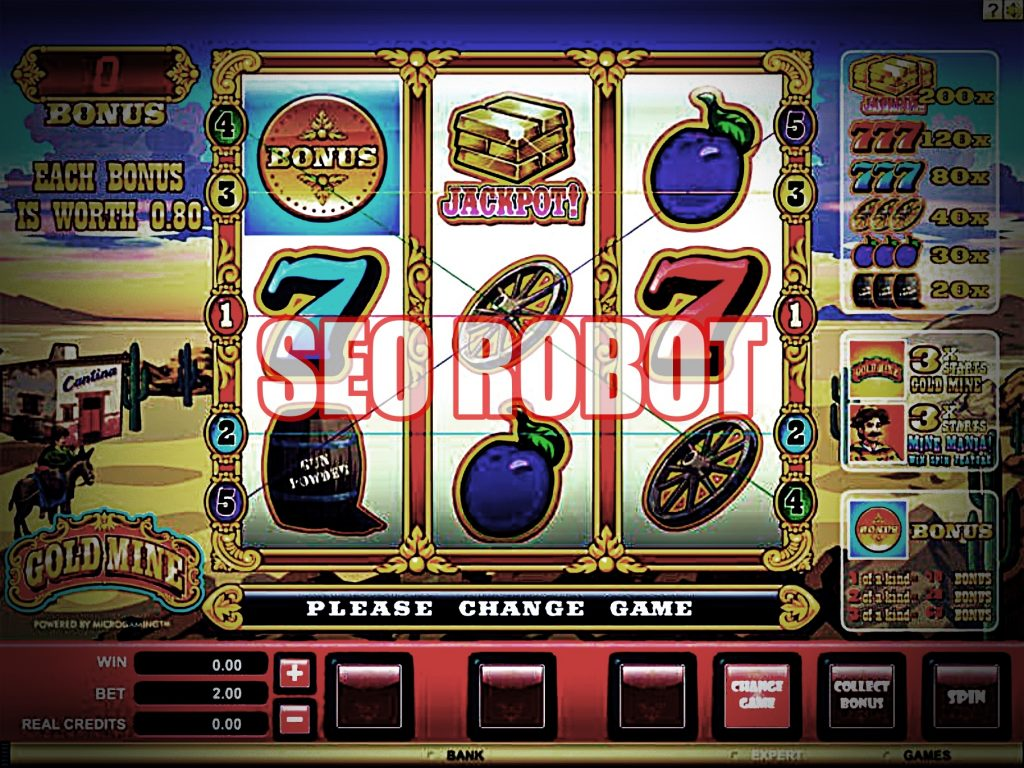 Game Slot Microgaming